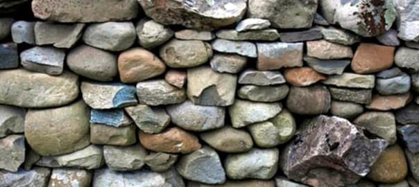 Природные камни для декорации