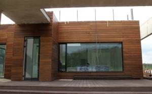 фасадные системы и террасы от «Woodplast»