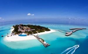 Как слетать на Мальдивы