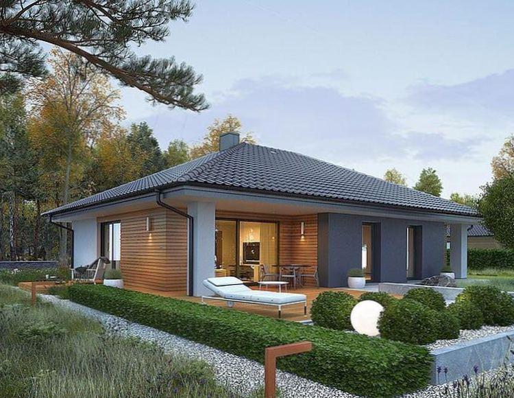 Каркасное строительство дачных домов в Хабаровске